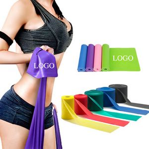 Yoga Rubber Exercise Band
