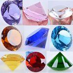 Custom Diamond Paperweigh