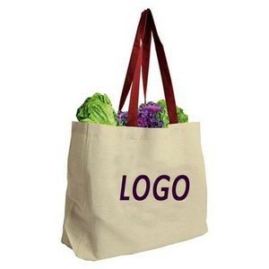 The Natural Cotton Canvas Tote Bag