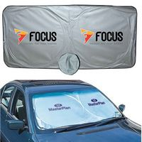 Custom Printed Tyvek Car Sunshades