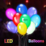 Custom Custom LED Flashing balloons