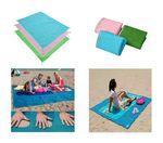 Custom Sand free Beach Blanket 79