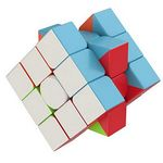 Custom The Amazing Smart Cube 3x3 Magic Speed Cube