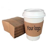 12-22 OZ Paper cup sleeve