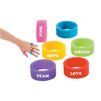Silicone Thumb Bands