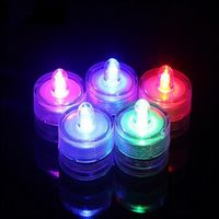 Submersible LED Candles