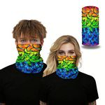 Custom Custom Neck Gaiter (Dye-Sublimated)
