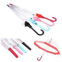 Transparent Automatic Stick Umbrella