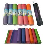 Custom PVC 3mm yoga mat