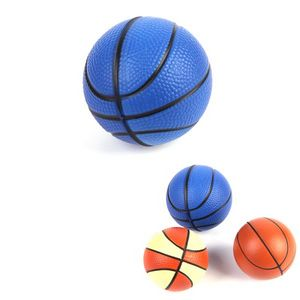 "2.5"" Basketball Stress Reliever"