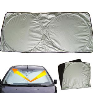 Folding Car Windshield Sun Shade