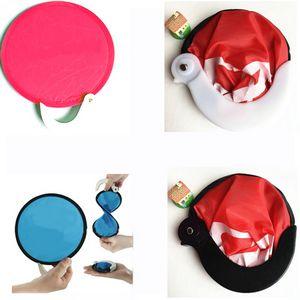 Custom Round Foldable Fan