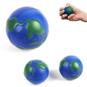 "2.5"" Earth Stress Ball"