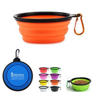 Custom Silicone Pet Bowl