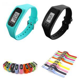 Silicone Wrist Pedometer
