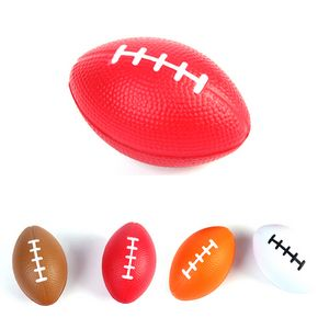"2 1/4"" Small Football Stress Reliever"