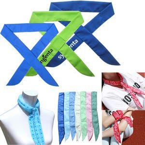 Custom Cooling Scarf/Wristband/Headband