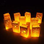 Flame Retardant Candle Bag Without Tea light