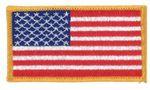 Custom US Flag Patch 3.5