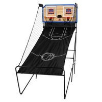 Custom Double Hoopshot Basketball Game