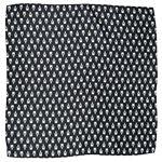Custom Custom Printed Polyester Pocket Square