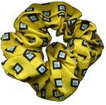 Custom Custom Woven Silk Scrunchies