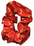 Custom Custom Printed Polyester Scrunchies