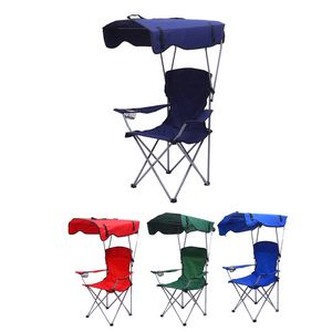 Custom Portable Lounge Chair with Cup Holder