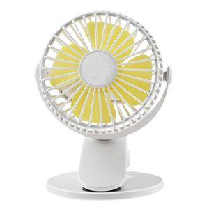 Custom Mini Rechargeable Desk Clip Fan