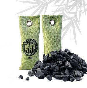 Custom 75g Activated Bamboo Charcoal Air Purifying Bag