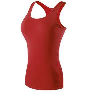 Custom Women Sports Yoga Sleeveless Top Gym