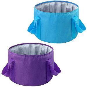 Custom Collapsible Bath Foot Basin Multi functional Bucket
