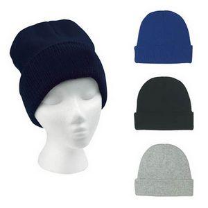 Custom Warm Knitted Beanie Hats