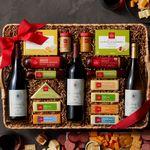Custom Grand Wine Party Gift Basket