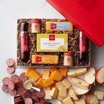 Custom Hickory Farms Beef Hearty Hickory Gift Box