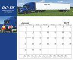 Full-Color Custom Mouse Pad Calendar