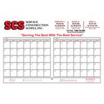 Custom 60-Day Laminated Wall Planner