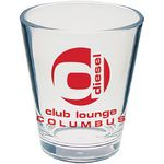 Custom 2 Oz. Tapered Shot Glass