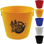 Custom 220 oz. Polystyrene Party Bucket