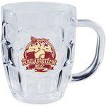 Custom 20 Oz. Dimple Mug