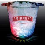 200 Oz. Light-Up Styrene Ice Bucket