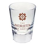 Custom 2 Oz. Fluted Shot Glass