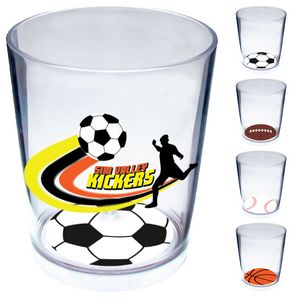 Custom Printed Soccer Ball Mugs