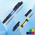 Custom 4 in 1 Double Head Pen Style Screwdriver
