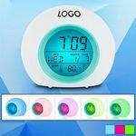 Custom 7 Color LED Digital Clock