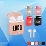 Custom Bluetooth Earphone with Charging Case
