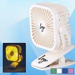 Custom Adjustable Fan with Night Light