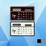Custom Solar Powered Calculator
