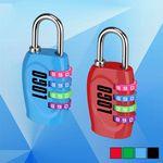 Colorful Code Metal Loc...