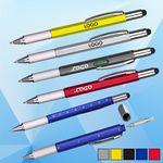 Custom 6 in 1 Multifunction Pen